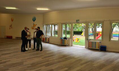 Santo Stefano, inaugurato il restyling della scuola dell'infanzia pubblica