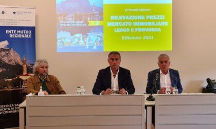 Mercato immobiliare a Lecco: prezzi stabili rispetto al 2020, ma il volume delle compravendite vola