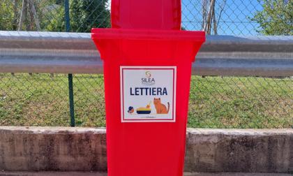 """Silea introduce un contenitore rosso per gli """"amici animali"""""""