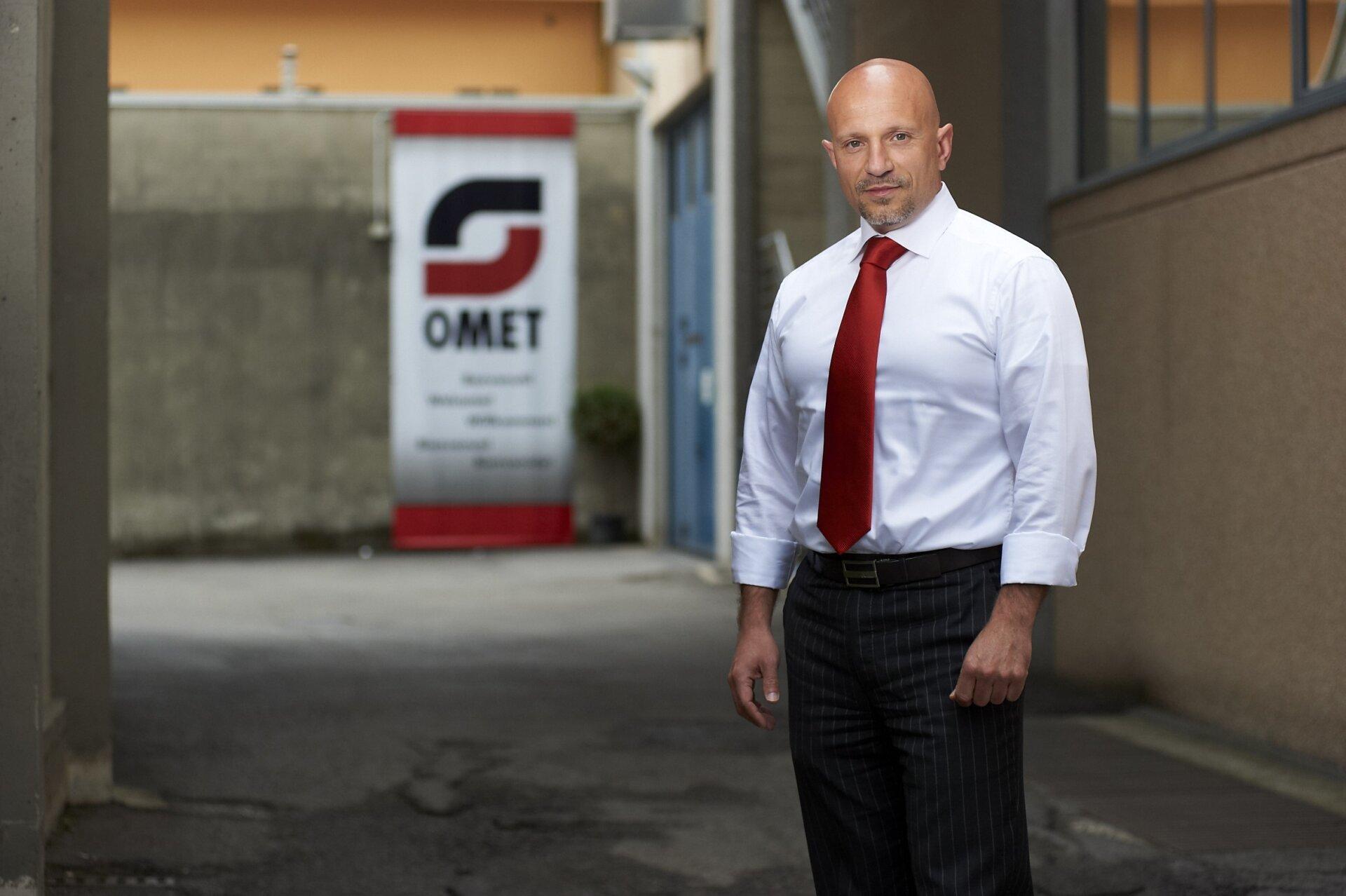 Antonio Bartesaghi, presidente OMET