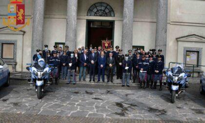 I poliziotti celebrano il patrono dai Cappuccini per far sentire la presenza delle forze dell'ordine ai residenti di viale Turati