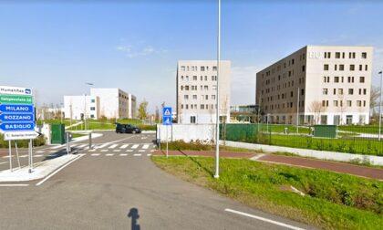 Incidente all'ospedale Humanitas: morti due uomini nel deposito di azoto liquido