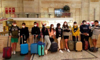 """Studenti lecchesi """"In trasferta"""" per un'esperienza con i gemelli della Puglia"""