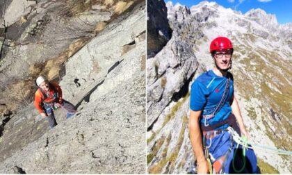Tragedia sul Pizzo Badile: morti due alpinisti che volevano affrontare la via Cassin