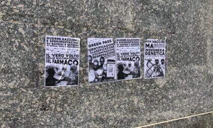 No vax in centro Lecco, dopo il blitz beccati e denunciati due giovani