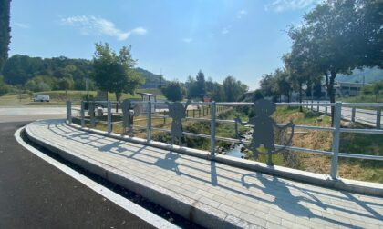 Un ponte a misura di bambino con il progetto degli alunni