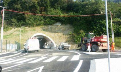 Lecco-Como: interventi di manutenzione a Pusiano,  ecco i giorni di chiusura della galleria