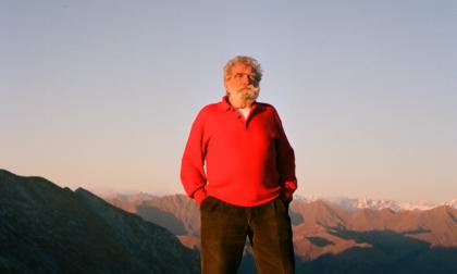 Ha salvato centinaia di vite: la storia Calumer, custode della Grignetta, diventa un documentario