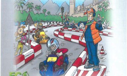 Karting in piazza, per educare i giovanissimi alle regole della sicurezza