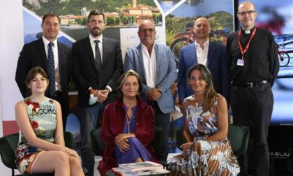 Lecco, Lago di Como e Moto Guzzi protagonisti al Festival di Venezia