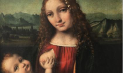 """Rubata quasi un secolo fa: ritrovata la """"Madonna col bambino"""" di Marco d'Oggiono"""