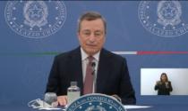 Il Premier Draghi: sì a terza dose e obbligo vaccinale