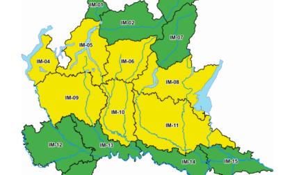 Meteo in peggioramento: allerta gialla sul Lecchese
