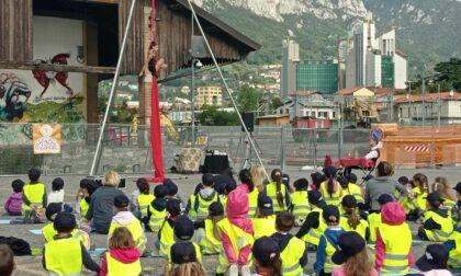 Scuole dell'infanzia, ieri alla Piccola un evento con Linee Lecco