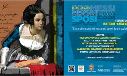 Con il Festival dei Promessi Sposi, Manzoni e il suo romanzo in versione 2.0