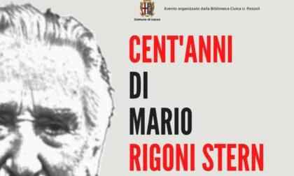 Serata dedicata a Mario Rigoni Stern per il centenario dalla sua nascita