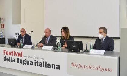 Festival della lingua italiana: da oggi a domenica Lecco capitale della cultura