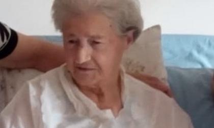 Prime 100 splendide candeline per nonna Olga