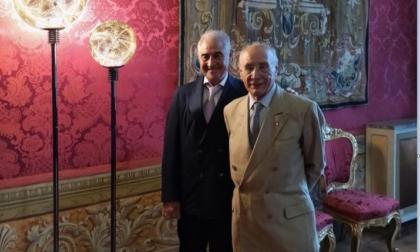 Romeo Sozzi al Quirinale, il grazie Comune ad un grande imprenditore