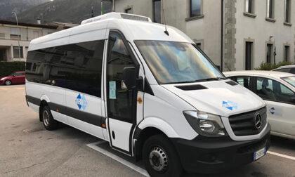 """""""Ti porto io"""": a Lecco un bus navetta on demand, gratis nel periodo delle feste"""